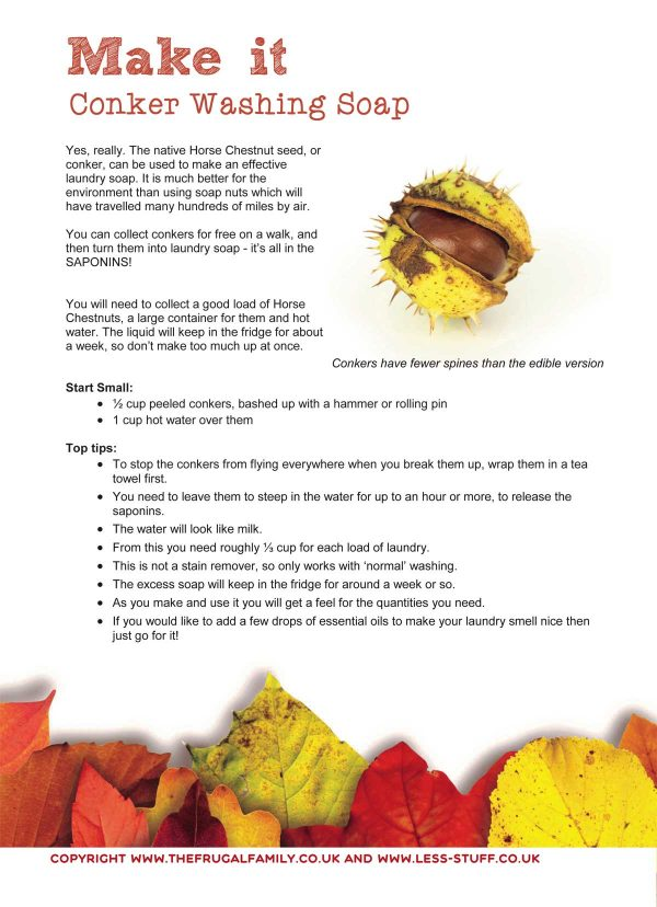 Eco-Friendly Autumn Workbook Printed Paperback