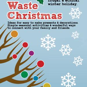Low Waste Christmas Printable PDF