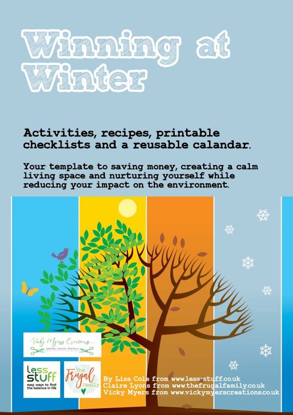 Winning at Winter Workbook Printed Paperback