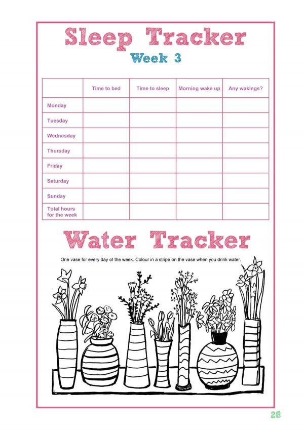 Spring into Action Printed Paperback Workbook